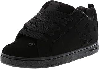 DC Shoes Men's Court Graffik Skate Shoe, Delete