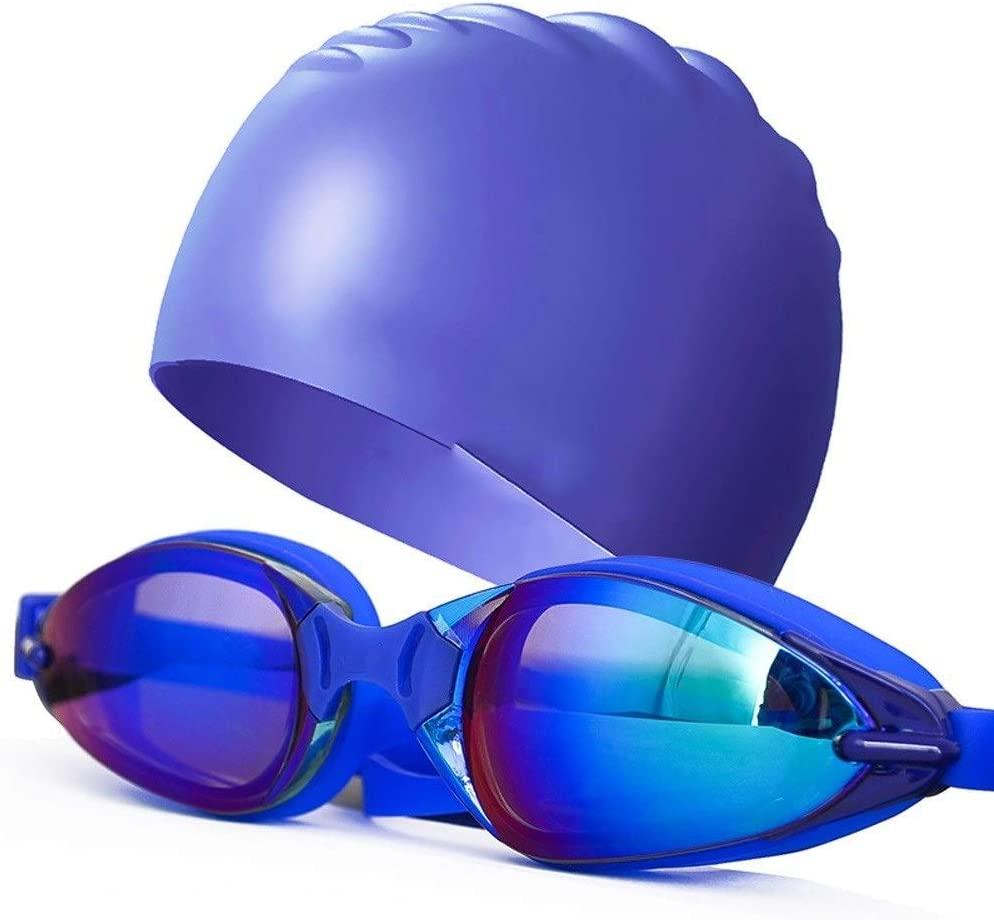 OULATUWB Large discharge sale security Swimming Goggles Coated Protection UV