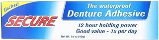 Bioforce USA Secure Denture Bonding Cream