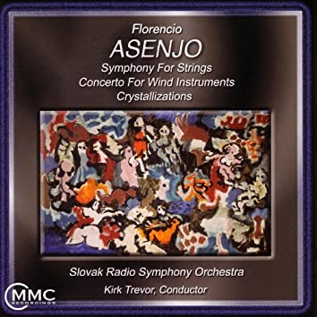Florencio Asenjo: Music for Orchestra Volume II