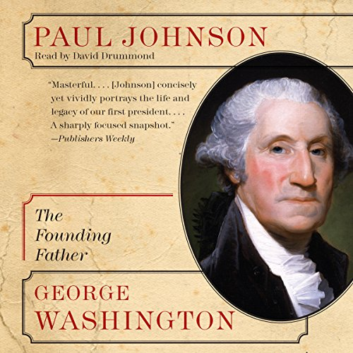 George Washington: The Founding Father (Eminent Lives) audiobook cover art