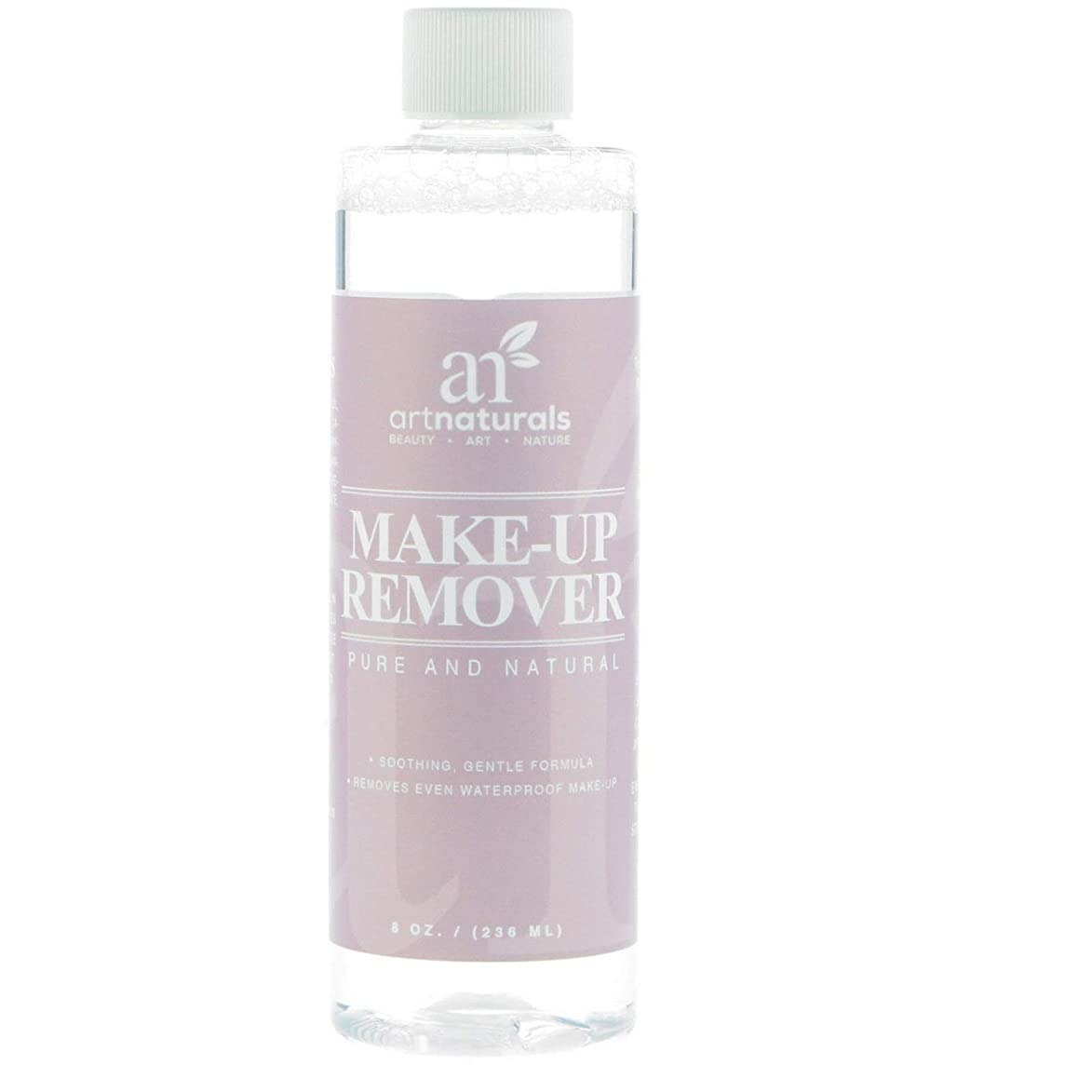 酸度規制する成果ArtNaturals Makeup Remover, Oil Free, Natural Cleansing Cosmetics, 8.0 o