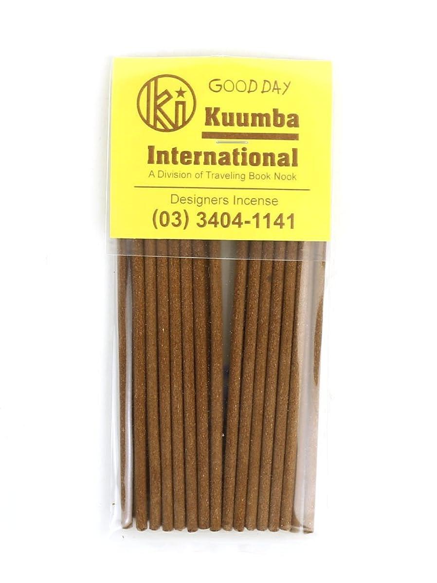 不快パケット魅惑的な(クンバ) Kuumbaスティックインセンスお香ミニサイズC(28本入り)MINI-INCENSE?358