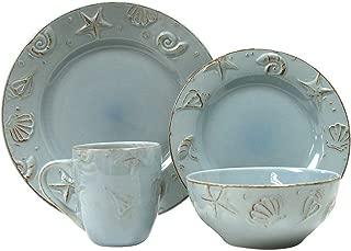 Best seashell plates dinnerware Reviews