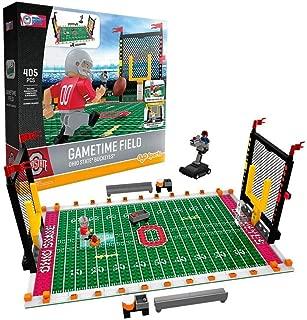 Oyo Sportstoys NCAA Ohio State Buckeyes Game Time Set Minifigure, Small, Black