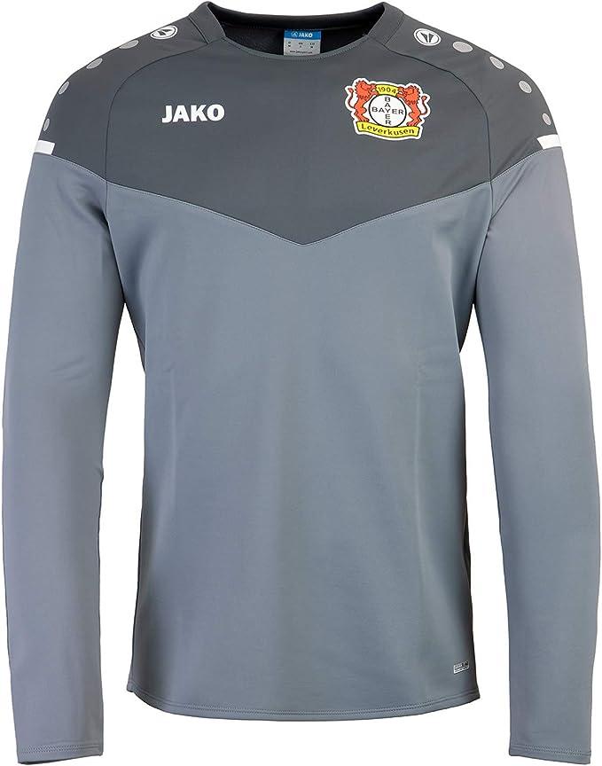 JAKO Bayer 04 Leverkusen - Felpa da allenamento : Amazon.it: Sport ...
