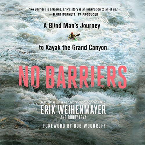 No Barriers audiobook cover art