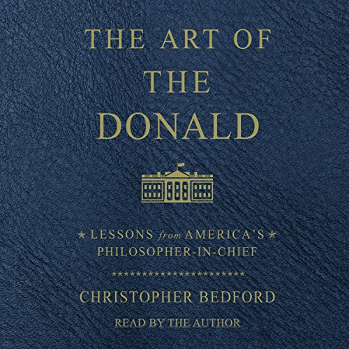 The Art of the Donald audiobook cover art
