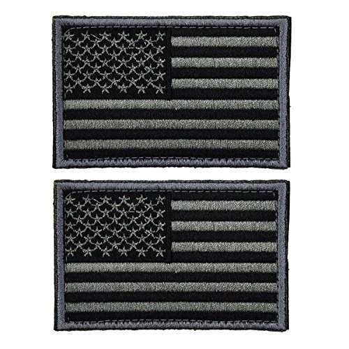 ultnice bandera patches táctico USA Flag Patch autoadhesiva US Emblema uniforme Militar...