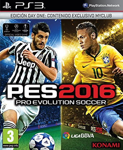 Videojuegos Multimarca - Videojuegos Multimarca Ps3 Pro Evolution Soccer 2016 - 058183