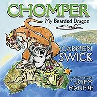 Chomper my Bearded Dragon