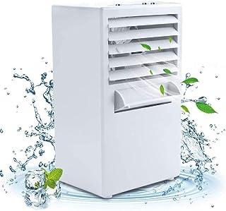 effoo Aire Acondicionado portátil Mini Ventilador vaporizador humidificador de Aire frío evaporativo Adecuado para Dormitorio Oficina