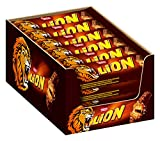 Lion Barres Chocolatées 24 x 42 g