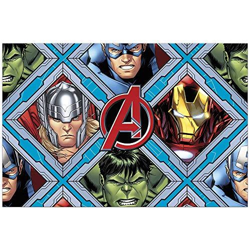 WOOOOZY Tischdecke Avengers, 120x180cm