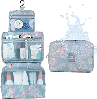 VanStar Travel Hanging Toiletry Wash Bag Dresser Pouch Makeup Cosmetic Organizer Portable Large Capacity Storage for Women...
