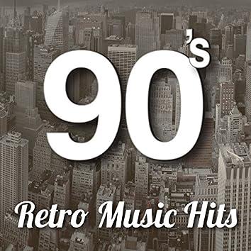 90's Retro Music Hits: Música Romántica de los 90. Canciones Pop y Músicas Oldies en Inglés Años 1990's