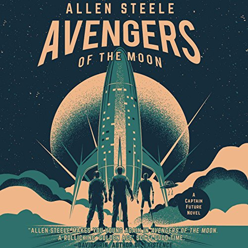 Avengers of the Moon cover art