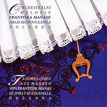 Orchestrální Melodie Františka Maňase