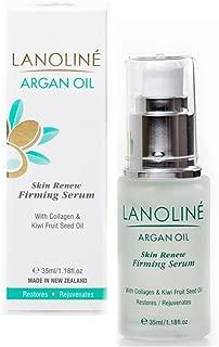 Lanoline Argan Oil Firming Serum with Collagen and Kiwi Fruit Oil
