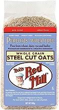 Bob's Red Mill Pure Wheat Free Steel Cut Oats, 680g