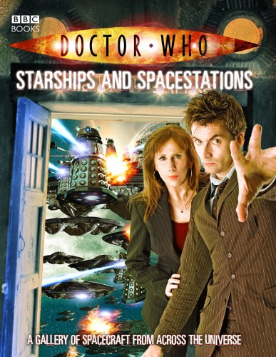 Doctor Who - Starships and Spacestations