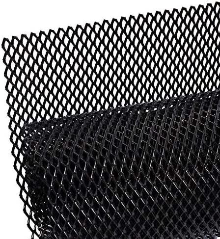 Subaru forester mesh grill