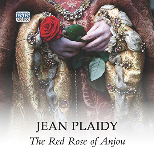 The Red Rose of Anjou audiobook cover art