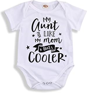 Best baby boy clothes that say auntie Reviews