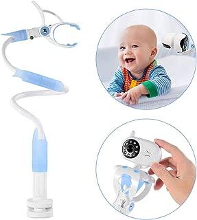 Upgraded Schlaflieder NVMIAO Babyphone 3.2 Zoll Babyphone mit Kamera Video /Überwachung Smart Baby Monitor TFT LCD Digital dual Audio Funktion Temperatursensor Nachtsicht NV-603 Schlafmodus