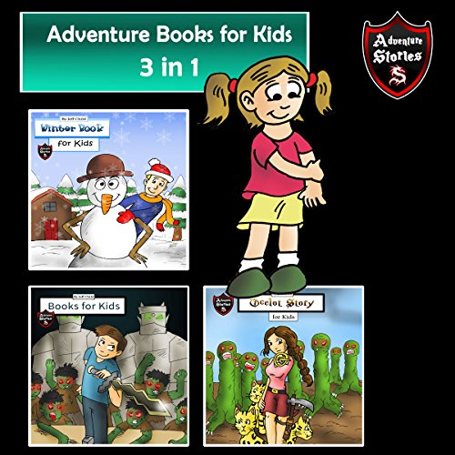 Adventure Books for Kids: 3 in 1 Short Kids Adventures     Action Stories for Children              By:                                                                                                                                 Jeff Child                               Narrated by:                                                                                                                                 John H. Fehskens                      Length: 1 hr and 39 mins     Not rated yet     Overall 0.0