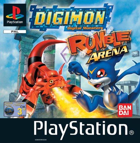 Digimon Rumble Arena [PlayStation]
