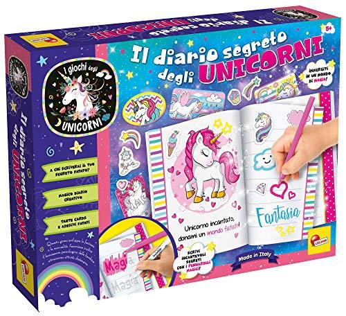 Liscianigiochi-il Diario Segreto degli Unicorni, 70343