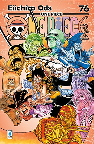 One piece. New edition (Vol. 76)