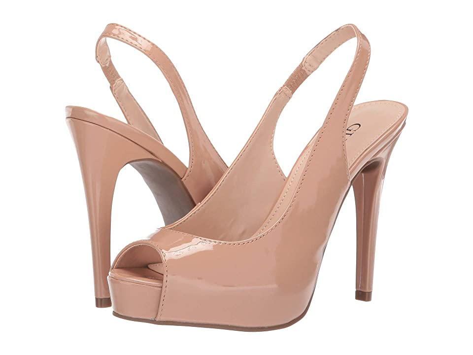 GUESS Aerra (Natural Multi) High Heels