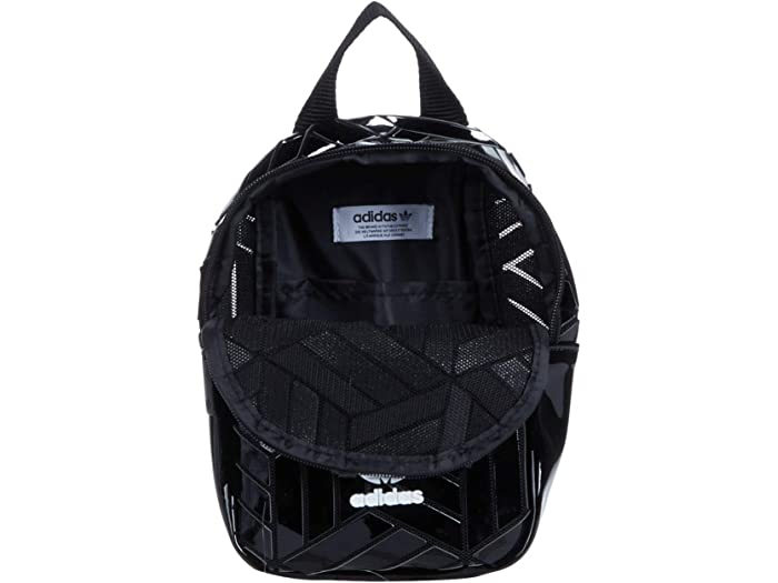 Adidas 3d Mini Backpack Black Backpacks