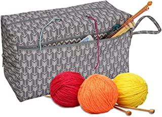 Mary Paxton Yarn Storage Bag,Large 11.8