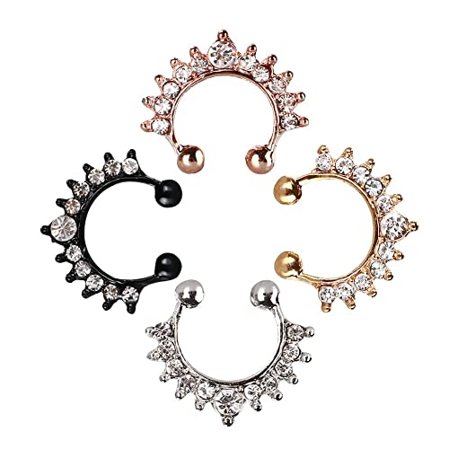 Septum Nose Rings Amazon Com