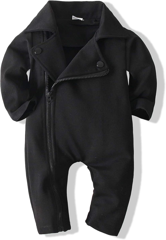 Kimocat Baby Boy Clothes Long Sleeve Spring Autumn Gentleman Suit Collar Baby Hoodie Jumpsuit Infant Rompers
