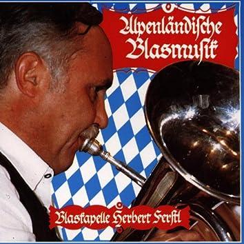 Alpenländische Blasmusik, Vol. 1