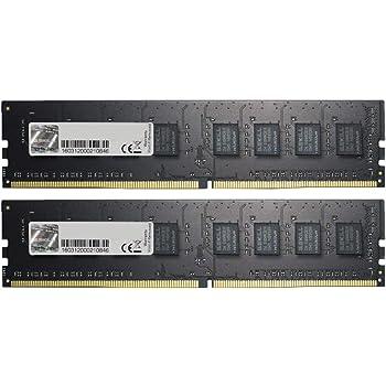 Gskill F4-2133C15D-8GNT Memory D4 2133 8GB C15 NT K2 2X 4GB, 1,2V