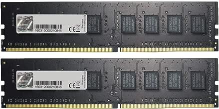 G.Skill 16GB (2 x 8GB) NT Series DDR4 PC4-17000 2133MHz Intel Z170 Platform Desktop Memory Model F4-2133C15D-16GNT