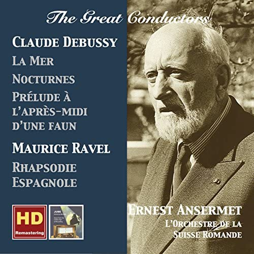 Orchestre de la Suisse Romande feat. Ernest Ansermet