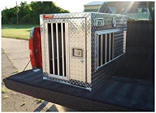 owens aluminum dog crates