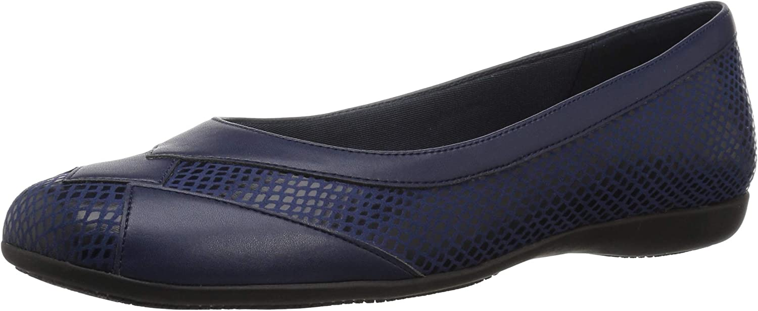 Tredters Women's Sharp Ballet Flat