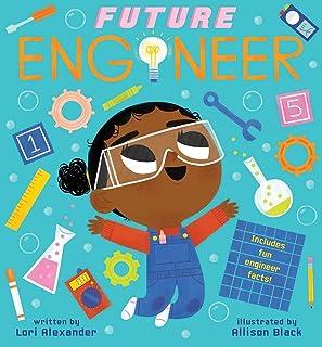 Future Engineer (Future Baby Boardbooks)