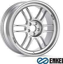 ENKEI RPF1 Rim 17x9 5x100 Offset 45 Silver (Qty of 1)