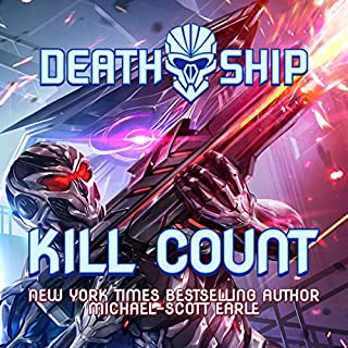 Death Ship: Kill Count audiobook cover art