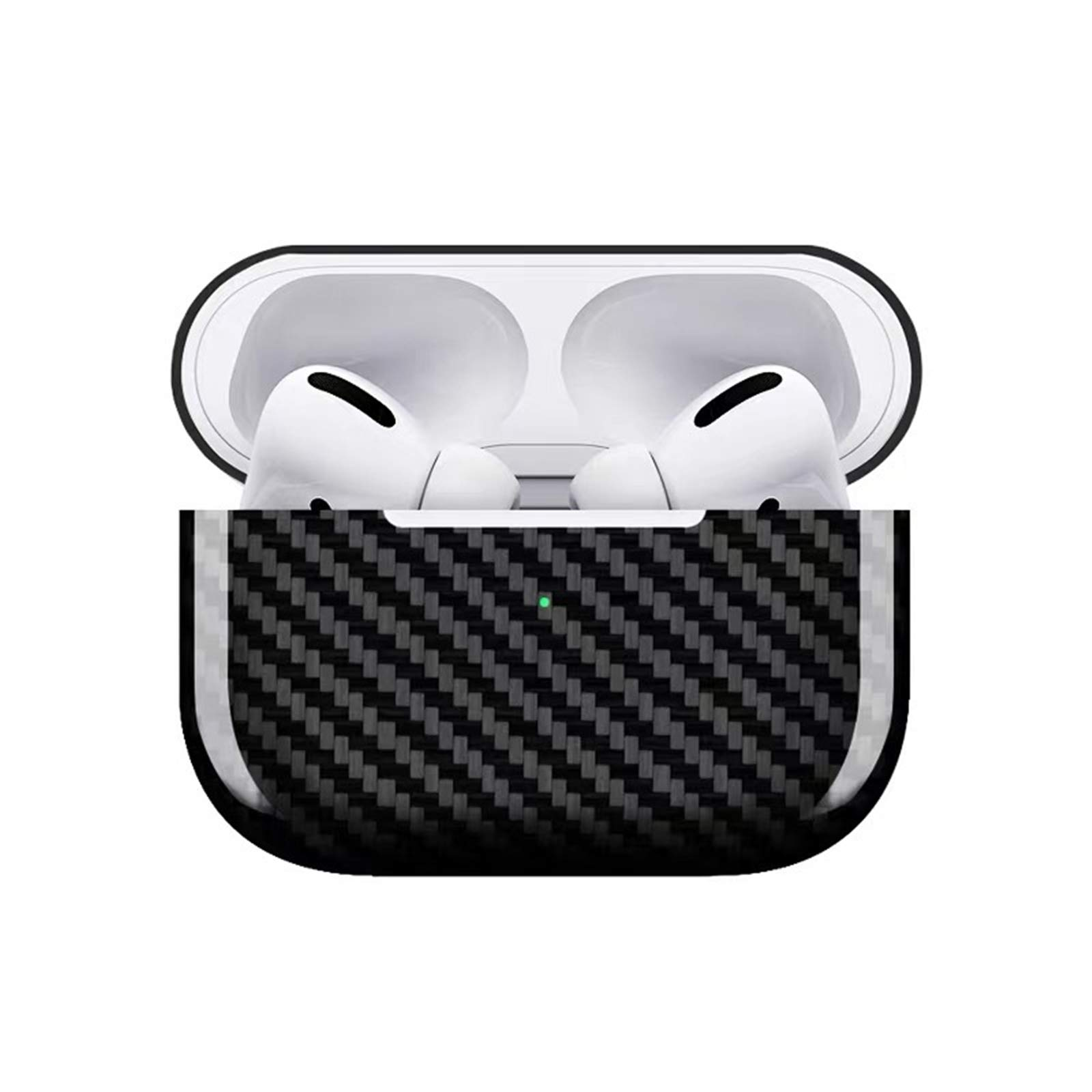 LICHIFIT Carcasa Ultrafina de Fibra de Carbono Funda para Apple AirPods Pro Caja de Carga Almacenamiento Resistente a los arañazos: Amazon.es: Electrónica
