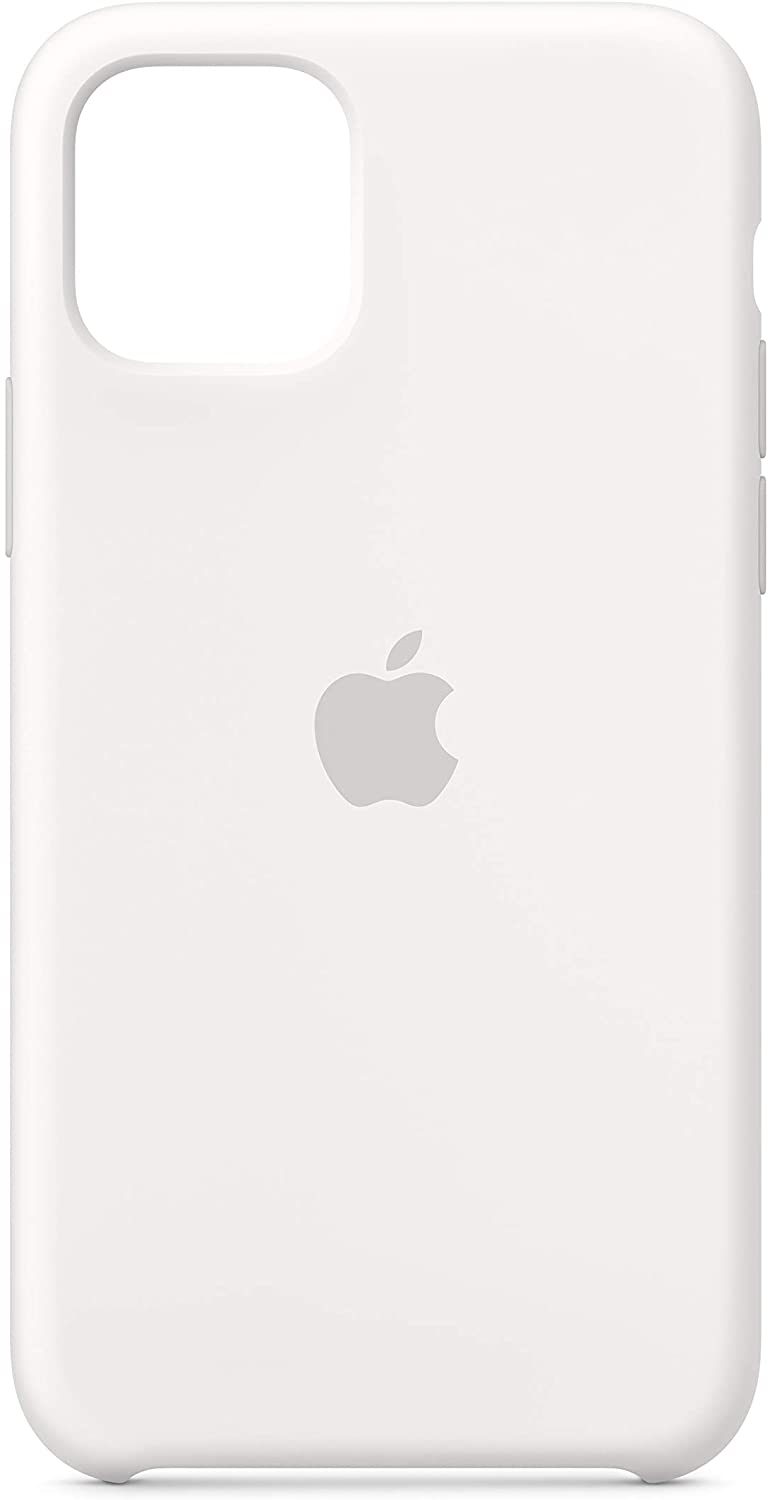 Apple Silicone Case (for iPhone 11 Pro) - White
