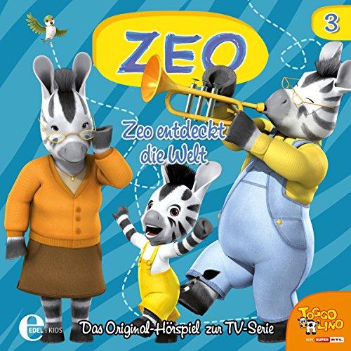 Zeo entdeckt die Welt Titelbild